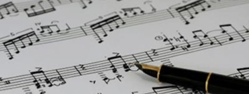 Cover music theory lessons