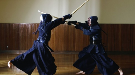 Index card kendo japanese martial art 10693348